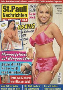St. Pauli Nachrichten - aktuelles Heft