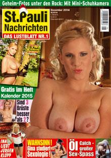 St. Pauli Nachrichten 8/14