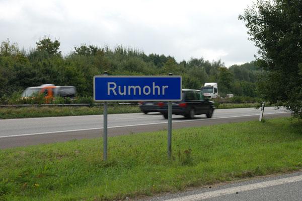 Parkplatzsex in Rumohr