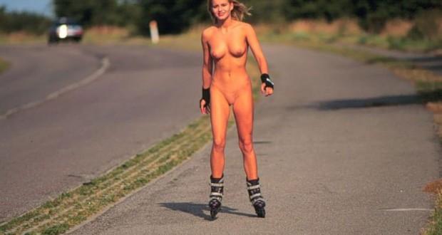 Nacktsport: So sexy kann Fitness sein