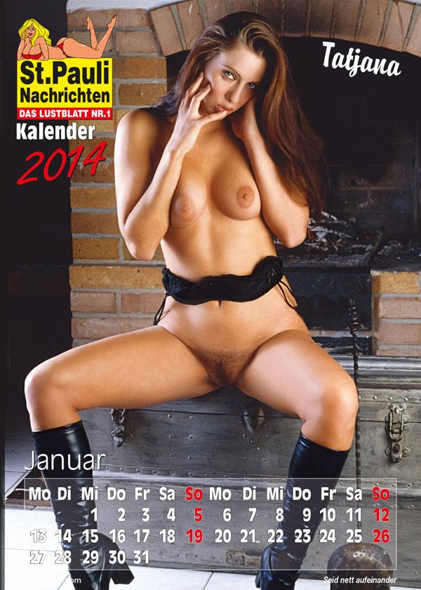 St. Pauli Nachrichten Kalender 2014