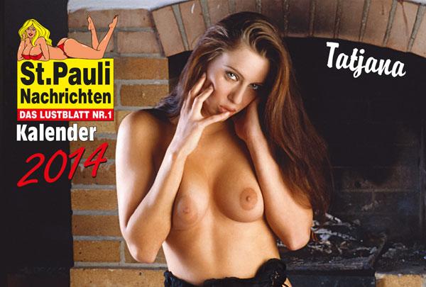NEU: St. Pauli Nachrichten Kalender 2014 – Kostenloser Download!