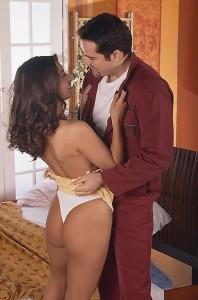 Sex mit dem Klempner