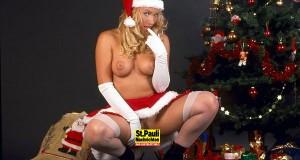 Die Freundin vom Weihnachtsmann
