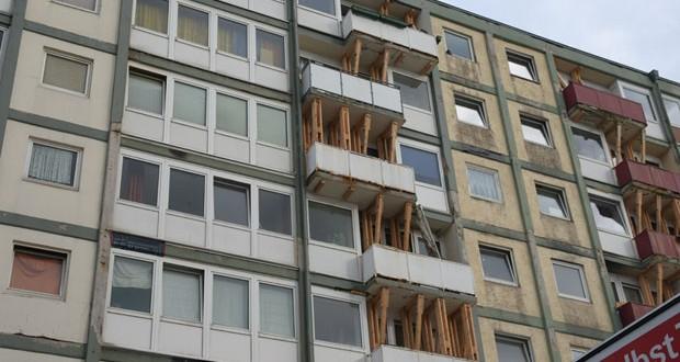 Esso-Häuser auf dem Kiez evakuiert: Wände wackelten!