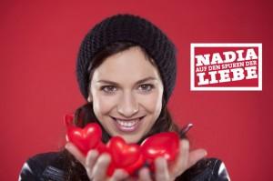 Nadia auf den Spuren der Liebe