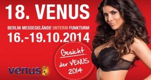 Venus 2014 – der Countdown läuft