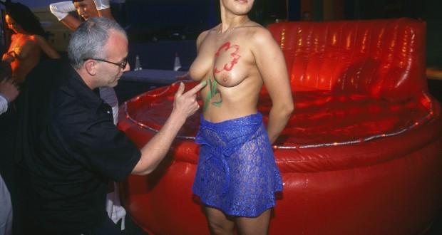 World Bodypainting Festival: Große Kunst auf nackter Haut