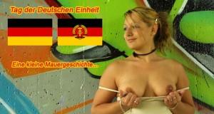 Kleine Mauergeschichte zum Tag der deutschen Einheit