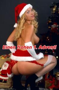 Advent, Advent, die Lunte brennt...