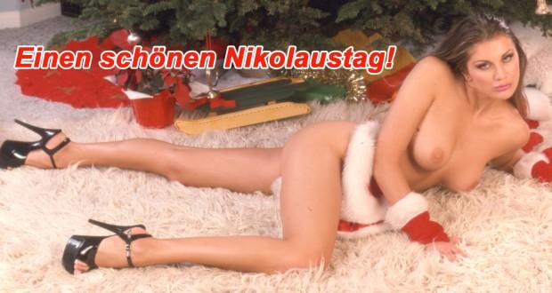 Heute kommt der Nikolaus und packt seine Rute aus!
