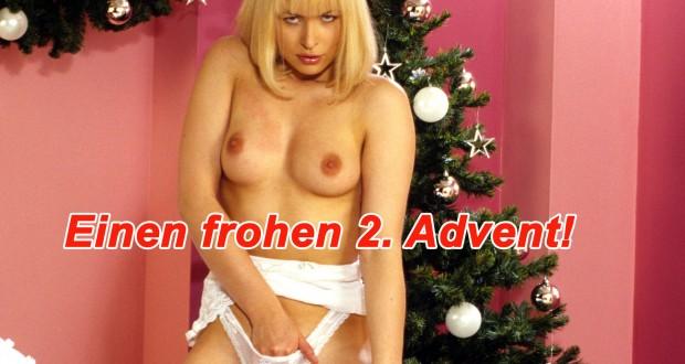 Advent, Advent, die Sahne rennt!