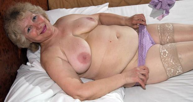 Sex mit der Omi von nebenan