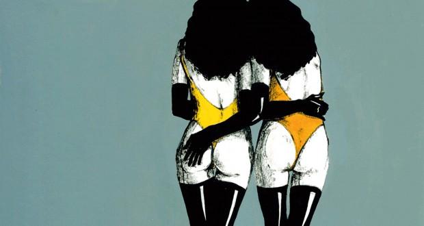 Sherins Wunderland – Neue erotische Ausstellung in der Galerie Bizarre