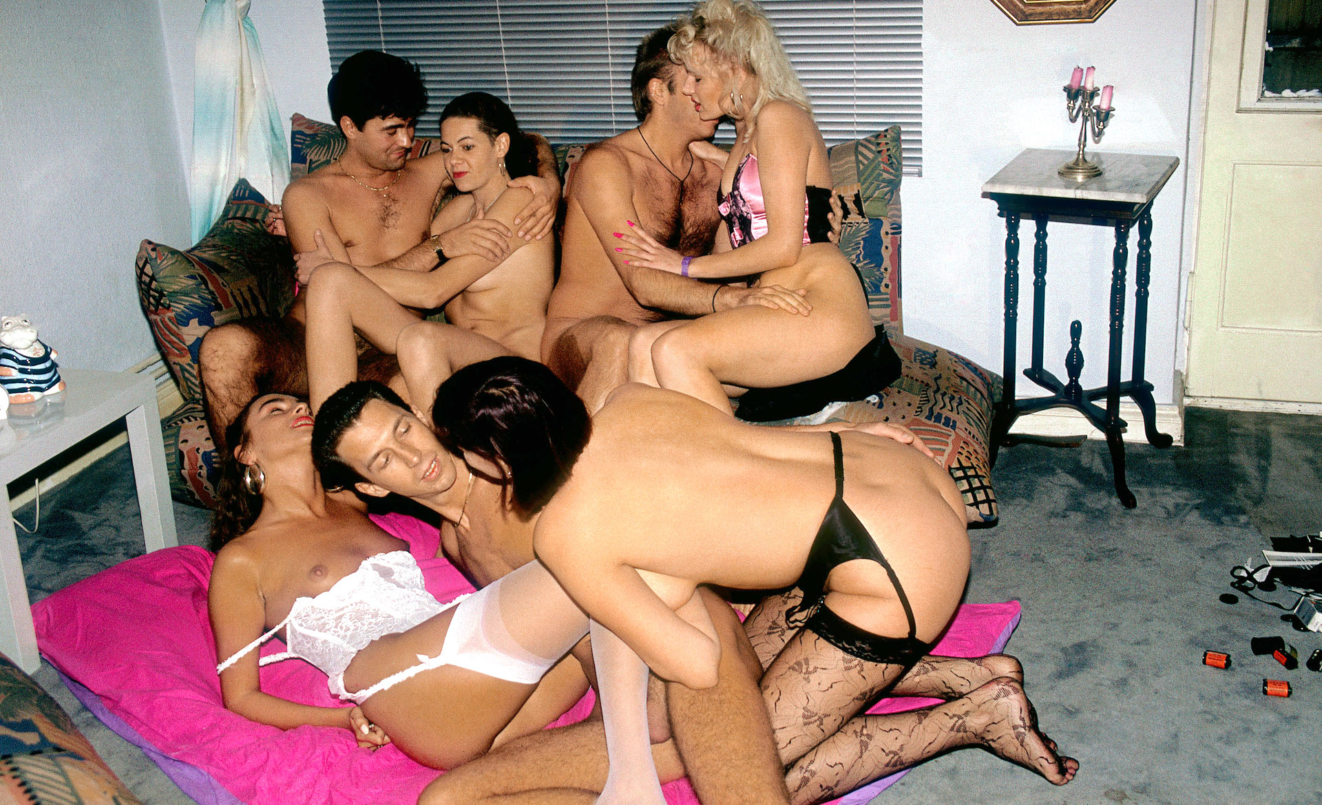 Frau Swinger Swinger Party