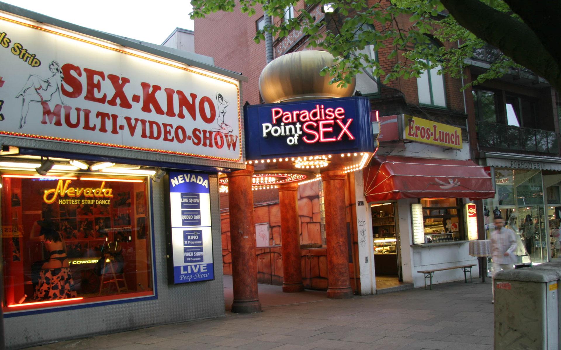 Porno Im Sexkino