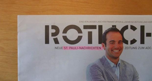 """""""Horizont"""" und """"Frankfurter Allgemeine Zeitung"""" versuchen, Markenrechte der ST.PAULI NACHRICHTEN zu verwässern"""