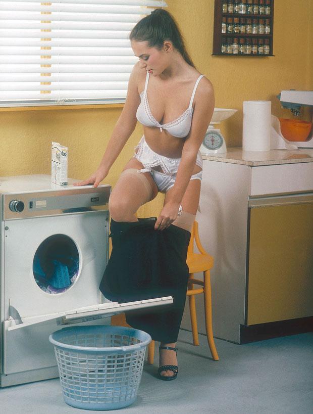 Sextreffpunkt Waschsalon