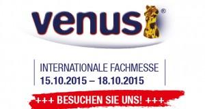VENUS 2015: Wir sind dabei!