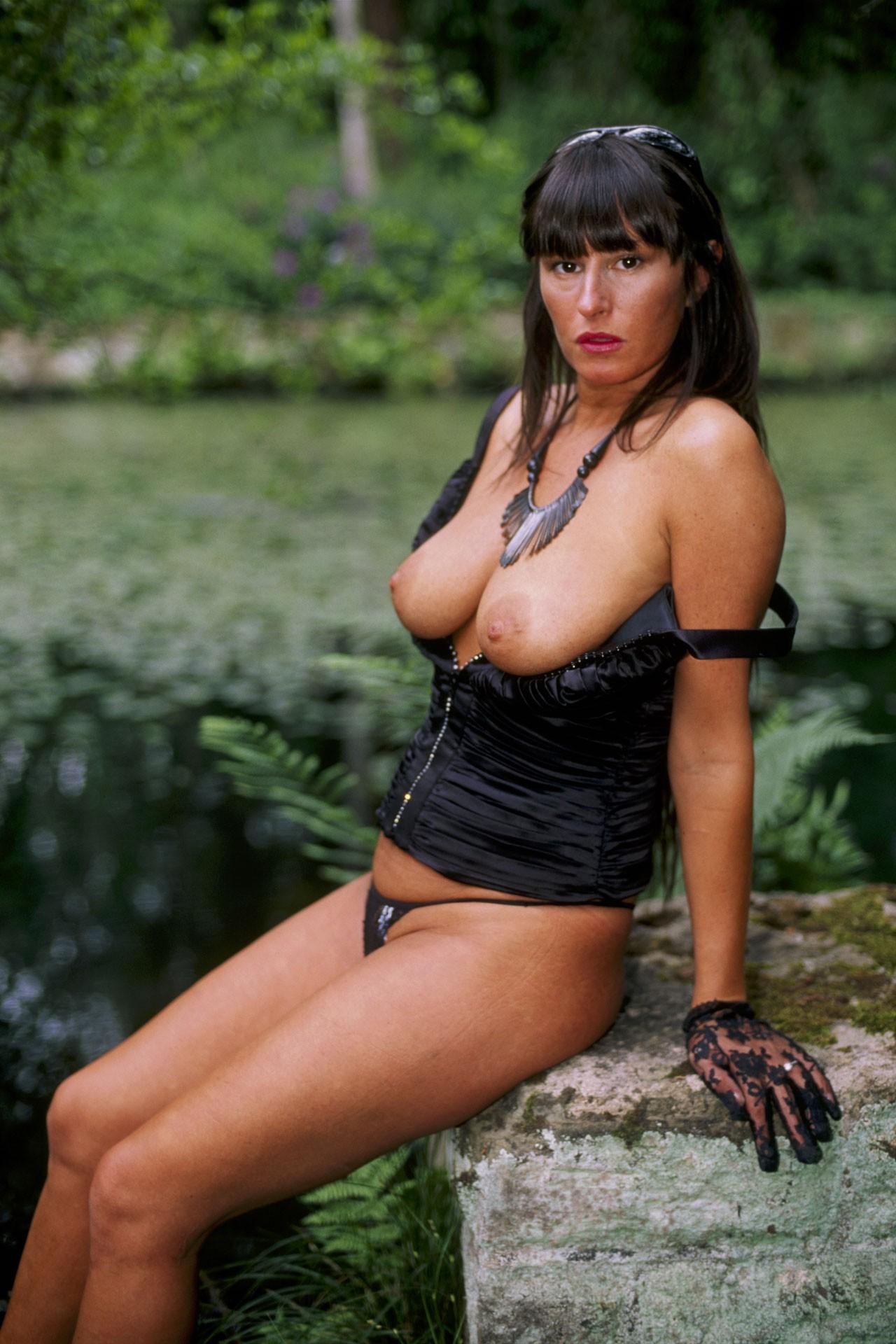 Im Wald Bumsen