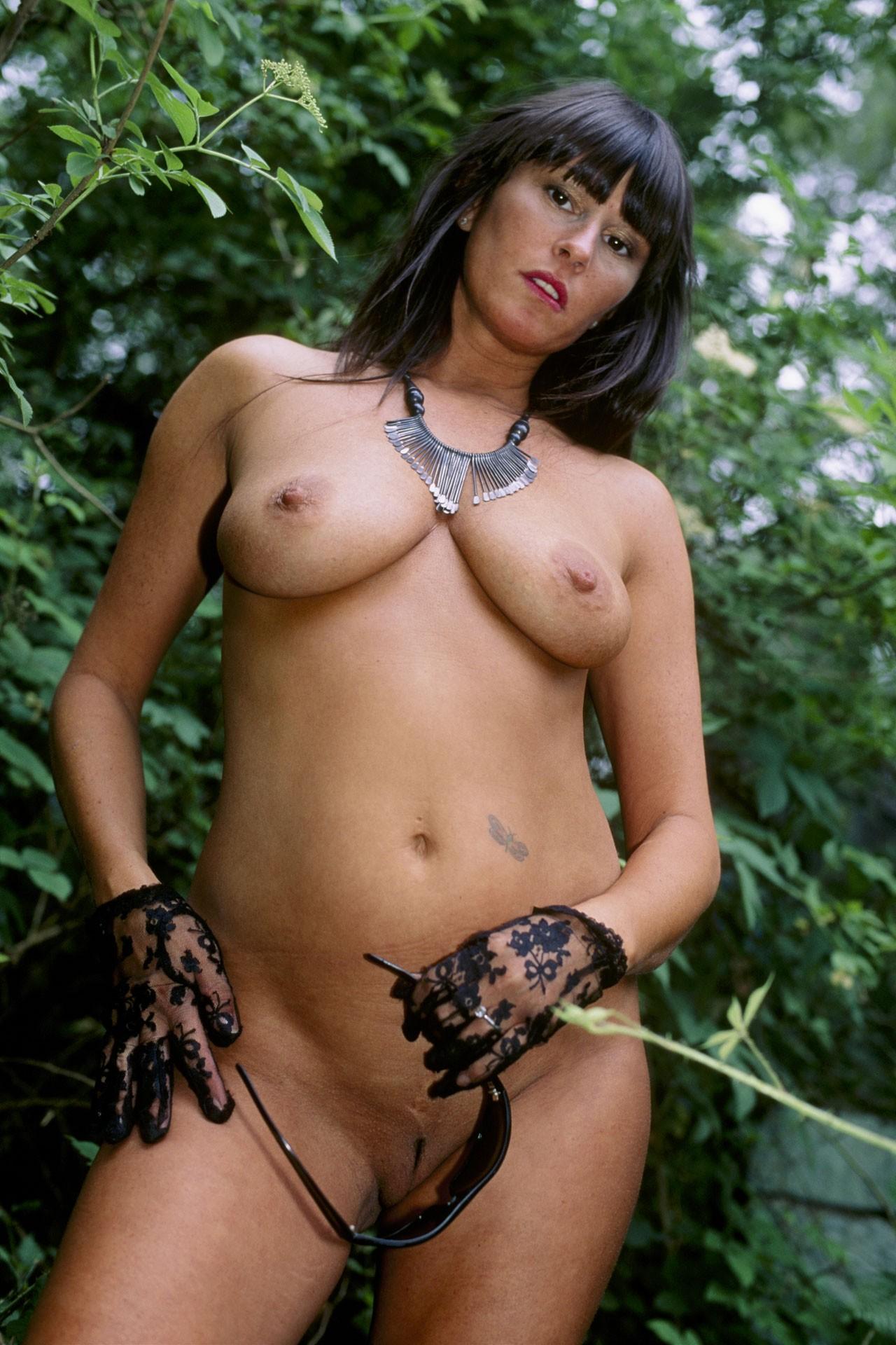 Bumsen Im Wald