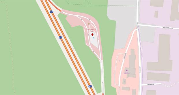 Parkplatz Altholzkrug