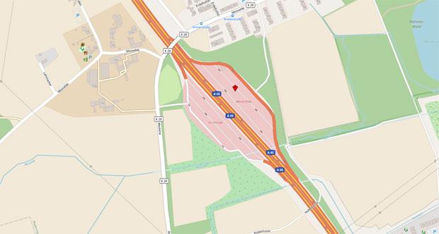 Parkplatz Dortmund Westerfilde