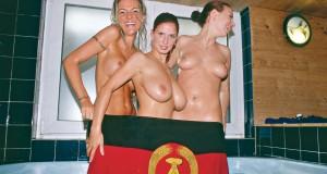 Sex in Ost und West – 25 Jahre Deutsche Einheit!