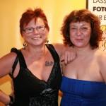 Diese beiden Damen ließen es krachen...