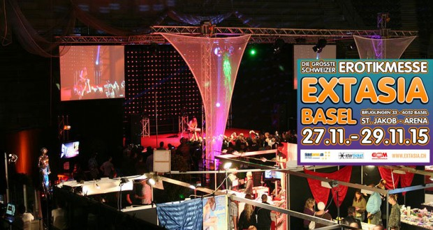 Extasia 2015 – Die größte Erotikmesse der Schweiz