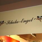 Schoko-Engel hat unszwischendurch mit vielen Leckereien versorgt...