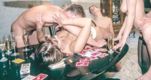 Erotische Spiele für den Pärchenabend